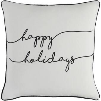 Winston Porter Stutzman Love Is Sweet Cotton Lumbar Pillow