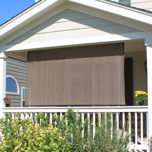 Outdoor Solar Roller Shade