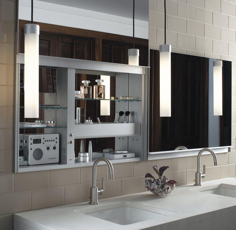 Default nameRobern Uplift Series 48  x 27  Recessed or Surface Mount Medicine  . Robern Bathroom Medicine Cabinets. Home Design Ideas