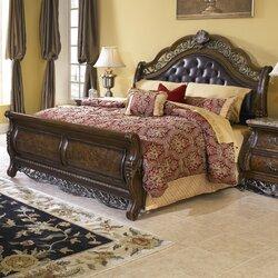 Astoria Grand Josselyn Sleigh Customizable Bedroom Set Reviews