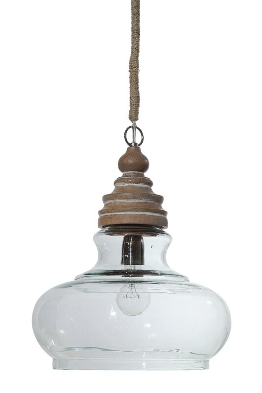 Maelle 1-Light Ceiling Pendant