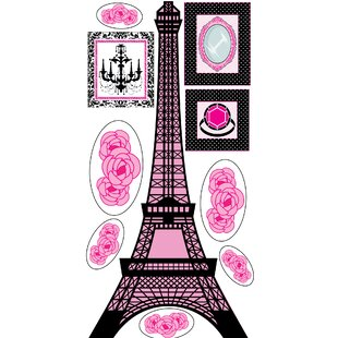 Marvelous Eiffel Tower Wall Decal