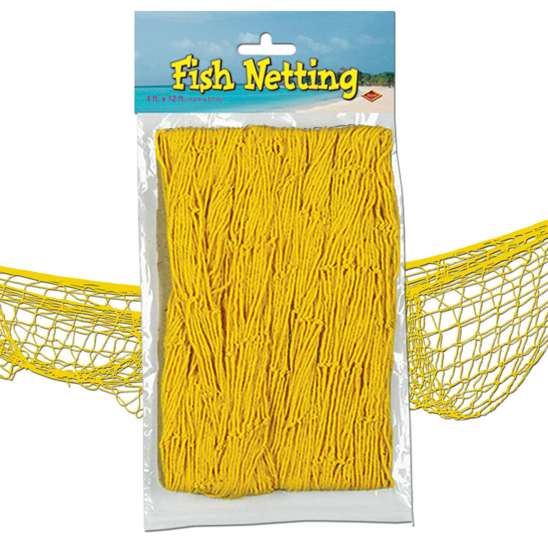 The Beistle Company Fish Netting Wall Decor | Wayfair