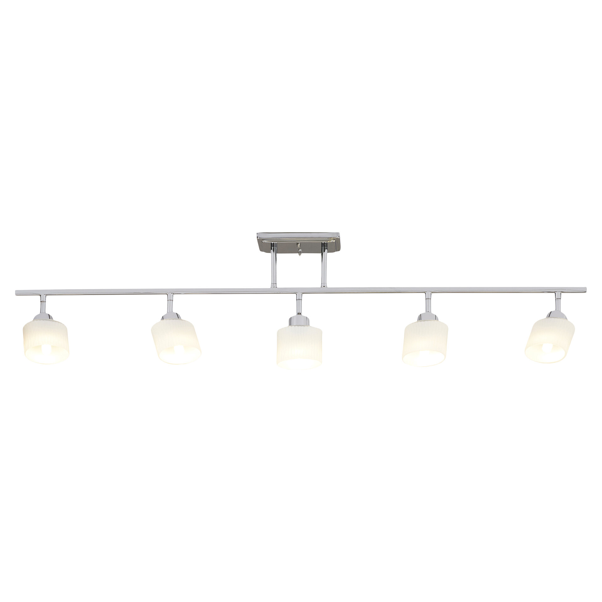 Moody 5 light track lighting kit reviews allmodern