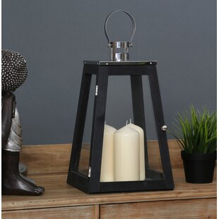 Kent Wood Metal Tabletop Torch by Laurel Foundry
