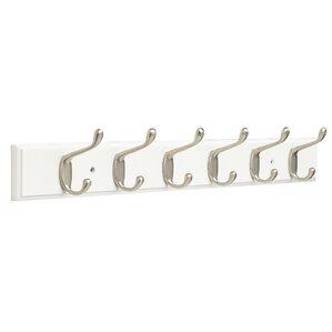 Wall Hanging Coat Rack wall mounted coat racks & hooks you'll love | wayfair
