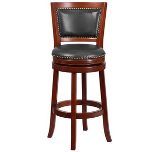 30 Bar Stools With Back Swivel Wayfair