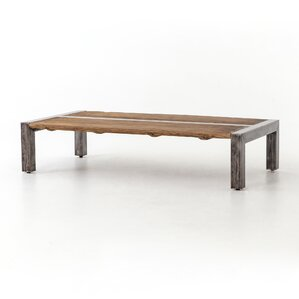 Dunder Coffee Table by 17 Stories