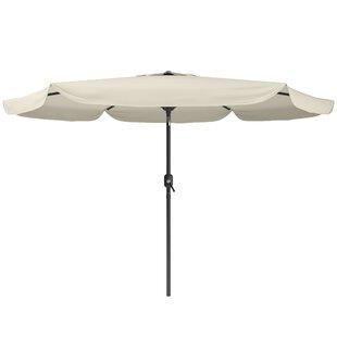 White Patio Umbrellas Youu0027ll Love | Wayfair