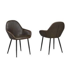 Burciaga Upholstered Dining Chair (Set of..