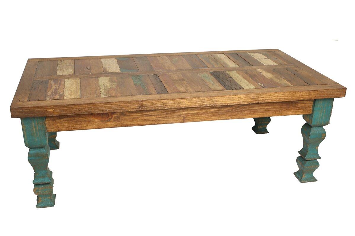 Crenata Reclaimed Old Door Coffee Table - Loon Peak Crenata Reclaimed Old Door Coffee Table & Reviews Wayfair