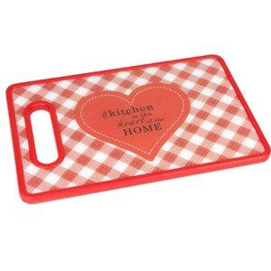 Sayings Plastic Cutting Board