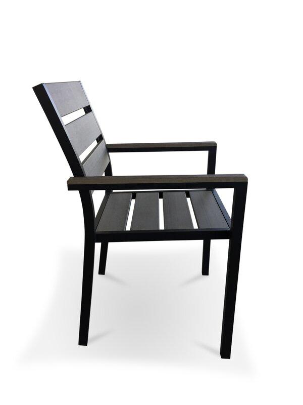 Default nameUrban Furnishings 9 Piece Extendable Outdoor Dining Set   Reviews  . Extendable Outdoor Dining Sets. Home Design Ideas