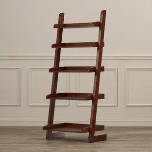 leaning bookcases & ladder shelves you'll love   wayfair Ladder Shelf Nightstand