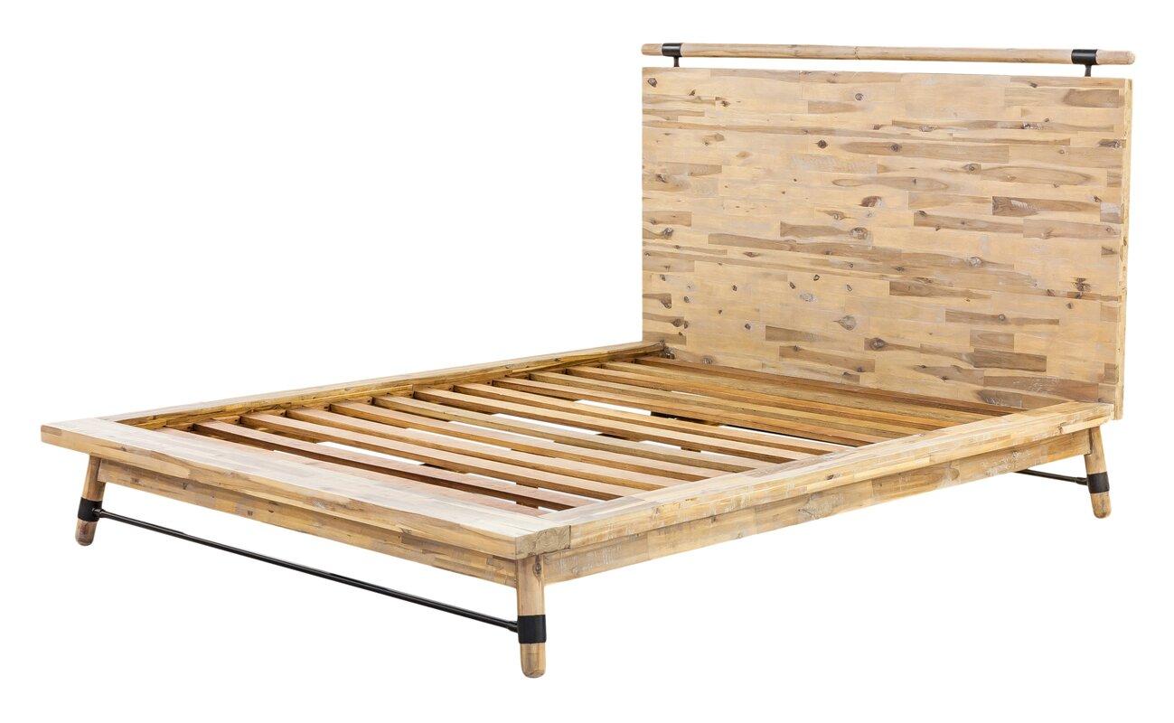 Ebern Designs Nageshwar Platform Bed Reviews: Trent Austin Design Adrianna Platform Bed & Reviews