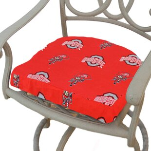 Ncaa Ohio State Indoor Outdoor Dining Chair Cushion