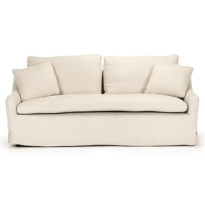 Rich Box Cushion Sofa Slipcover Set by Zentique Inc.