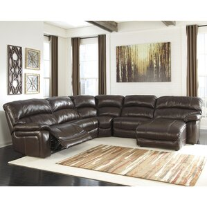 Dormont Larwill Reclining Sectional by Signature Design by Ashley