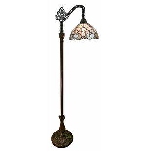 Adjustable reading floor lamp wayfair reading 62 floor lamp aloadofball Gallery