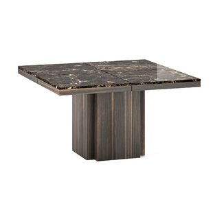 save to idea board - Square Wood Dining Table