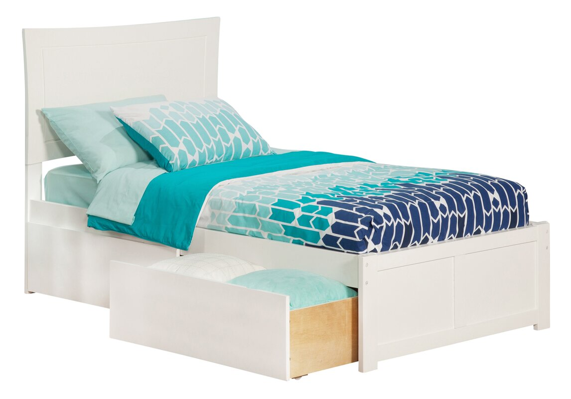 twin platform bed. Maryanne Extra Long Twin Platform Bed T