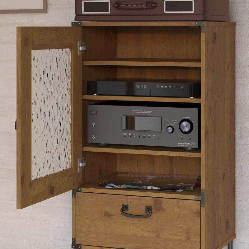 Exceptionnel Ironworks Audio Cabinet