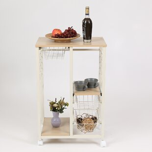 Colston Rolling Island Kitchen Cart