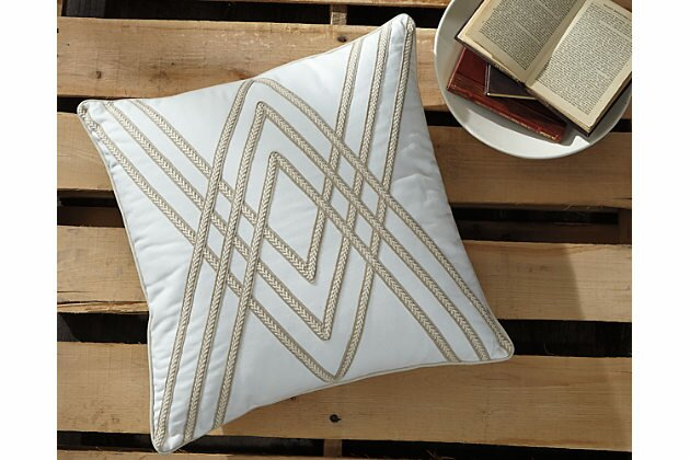 Highland Dunes Dylan Throw Pillow Cover & Reviews