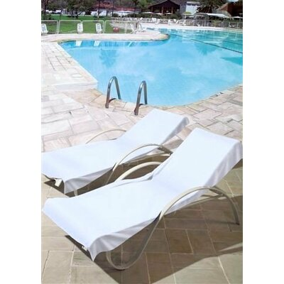 100% Cotton Towel Patio Chaise Lounge Cover