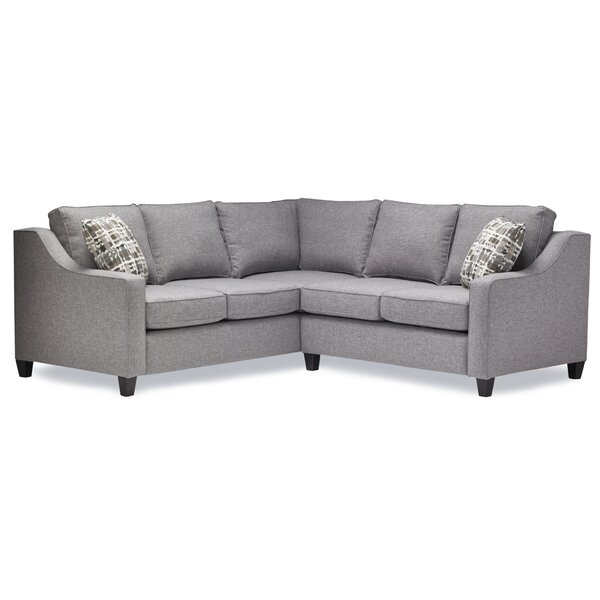 Pearl 89  Sectional  sc 1 st  Joss u0026 Main : joss and main sectional - Sectionals, Sofas & Couches