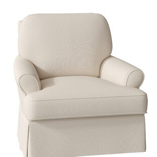 Off White Accent Chair | Wayfair