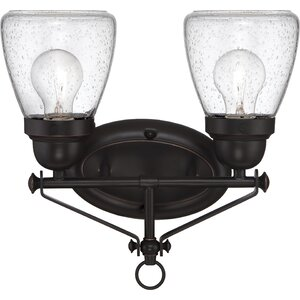 Harborcreek 2-Light Vanity Light