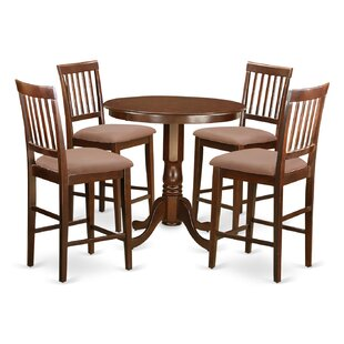 Jackson 5 Piece Counter Height Pub Table Set