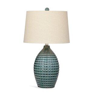 Modern contemporary broyhill table lamps allmodern bruno 26 table lamp aloadofball Gallery