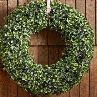 Charming Large Front Door Wreaths | Wayfair