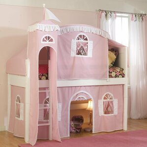 princess kids' beds you'll love | wayfair