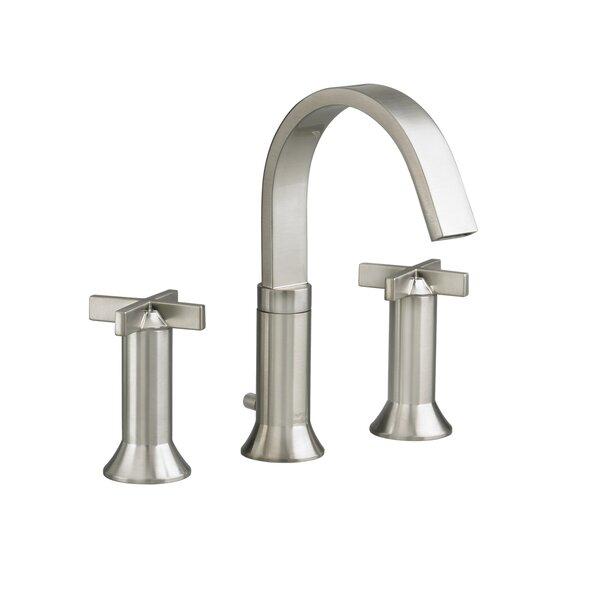 American Standard Berwick Widespread Bathroom Faucet With Double Cross  Handles U0026 Reviews | Wayfair