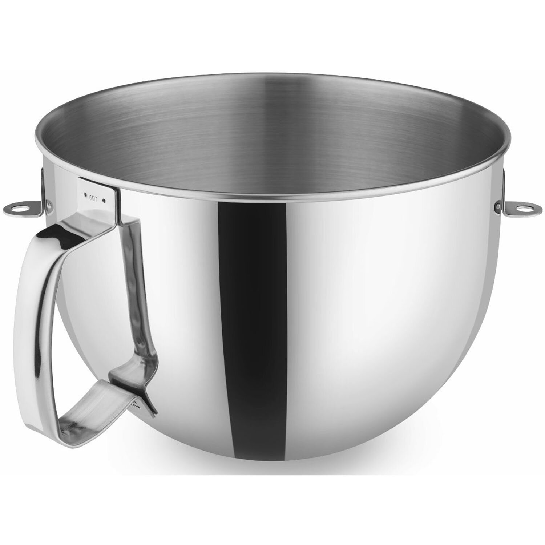 KitchenAid 6 Quart Stainless Steel Mixing Bowl & Reviews | Wayfair