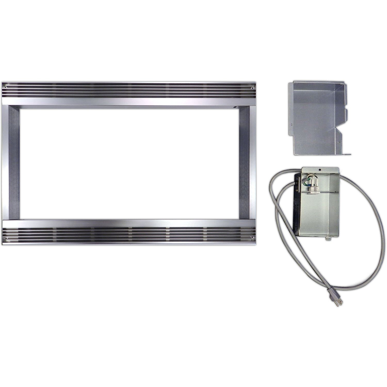 Builtin Microwave Trim Kit