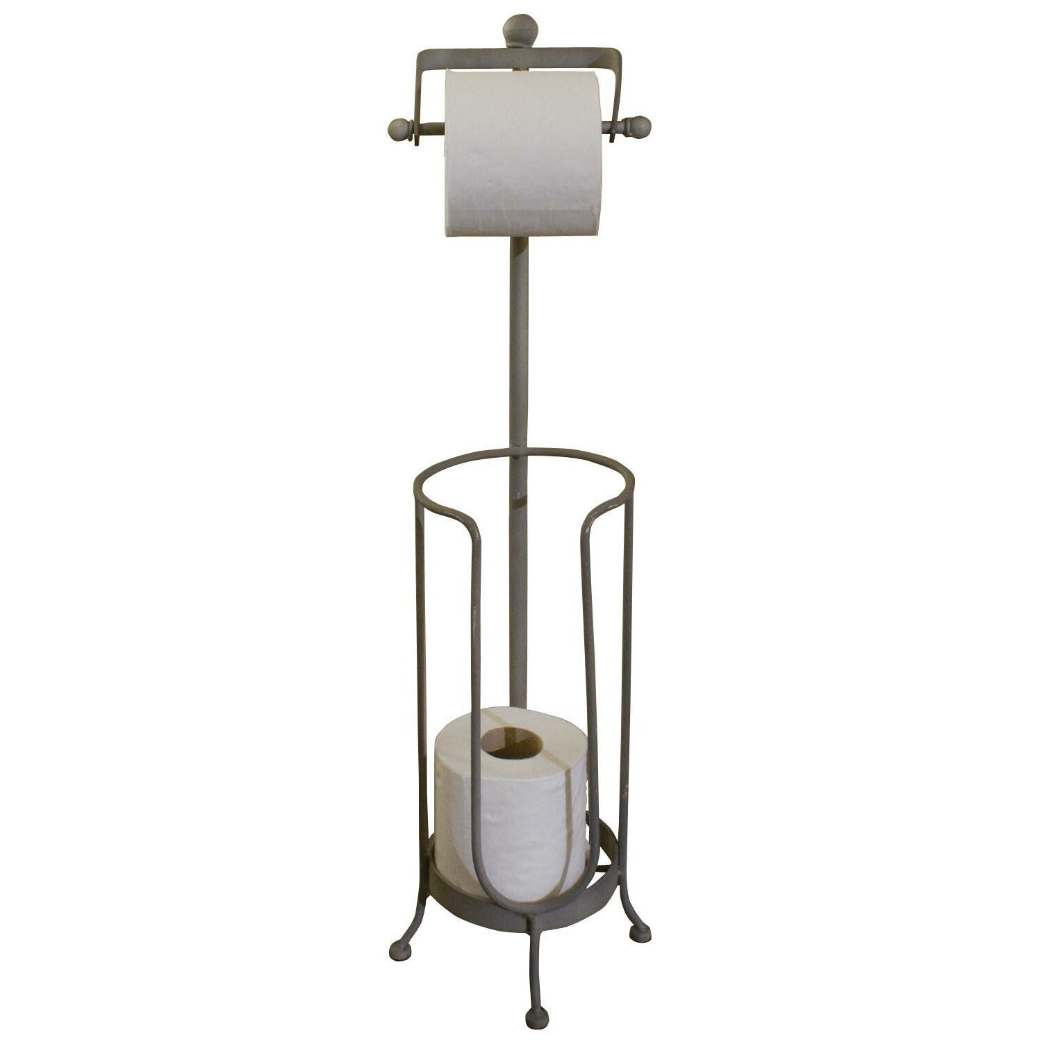 Free Standing Toilet Roll Holder American Cottage Toilet