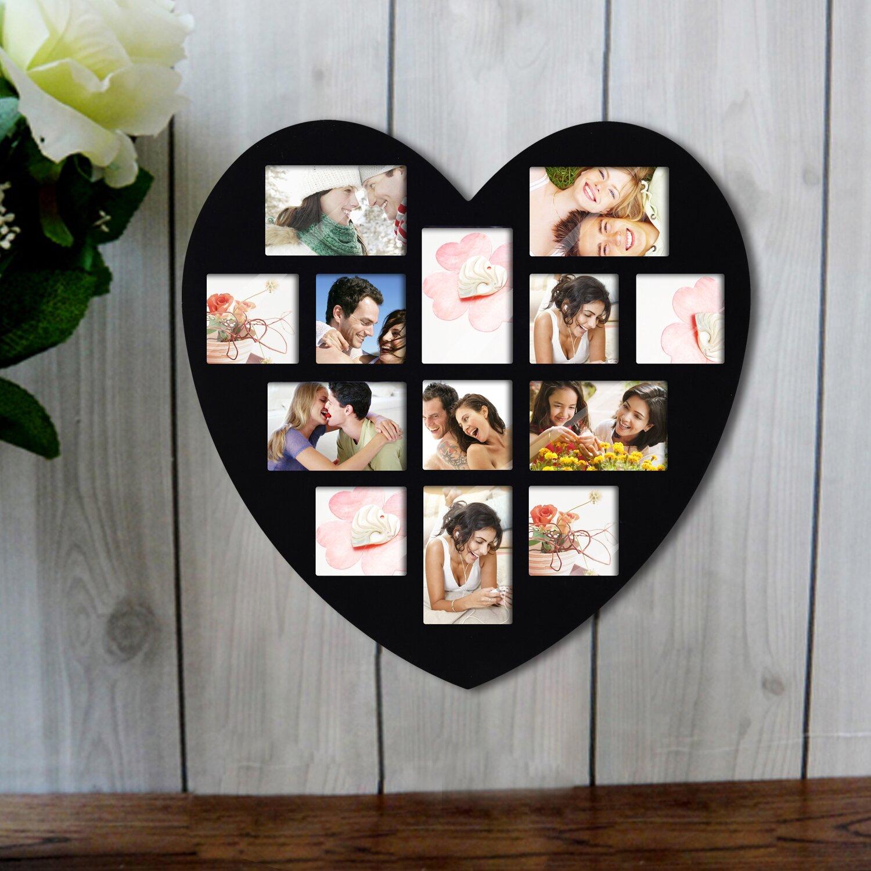 Heart Photo Collage. Ipad Screenshot 4. Heart Shape Photo Collage ...