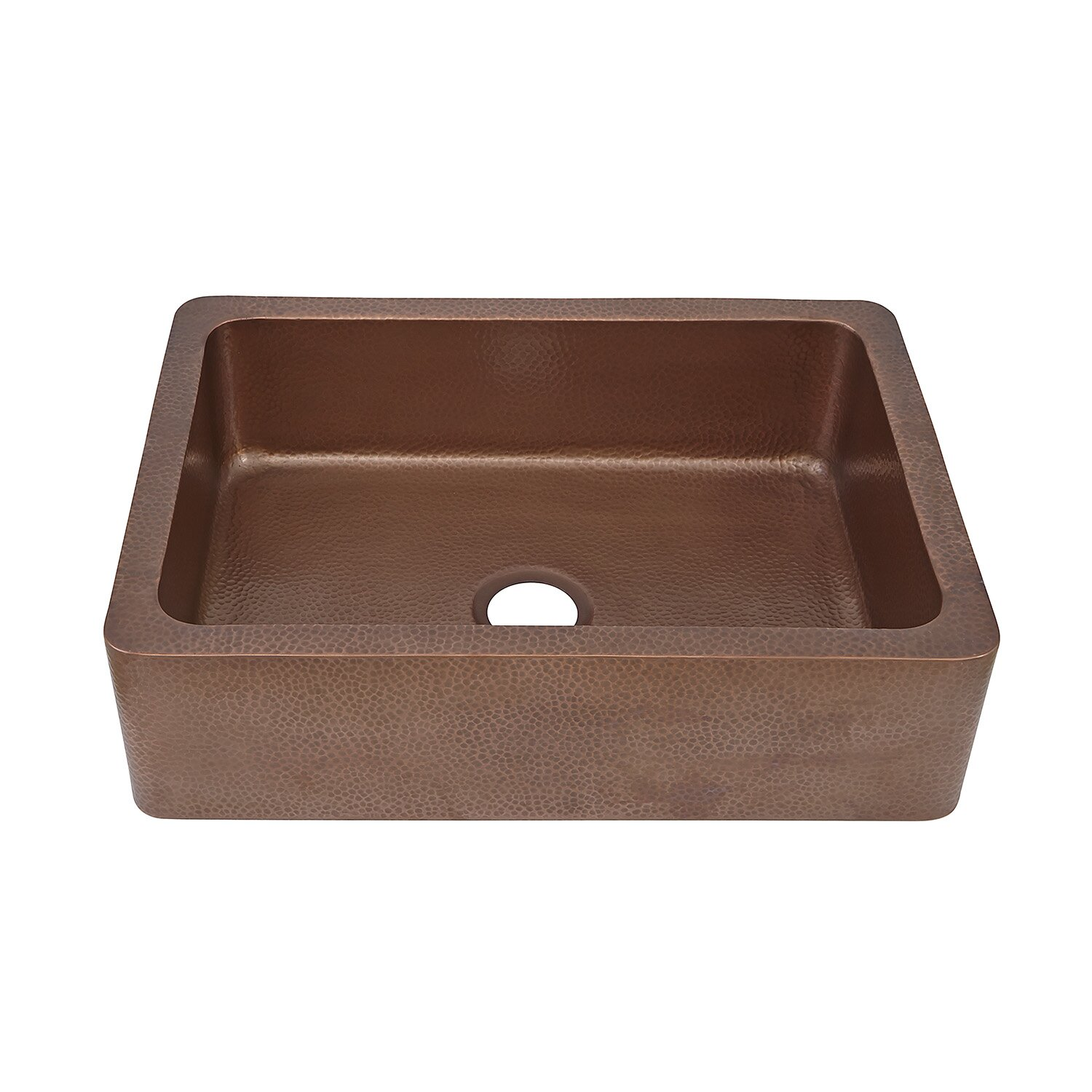 "Sinkology 33"" x 22"" Single Bowl Kitchen Sink & Reviews"