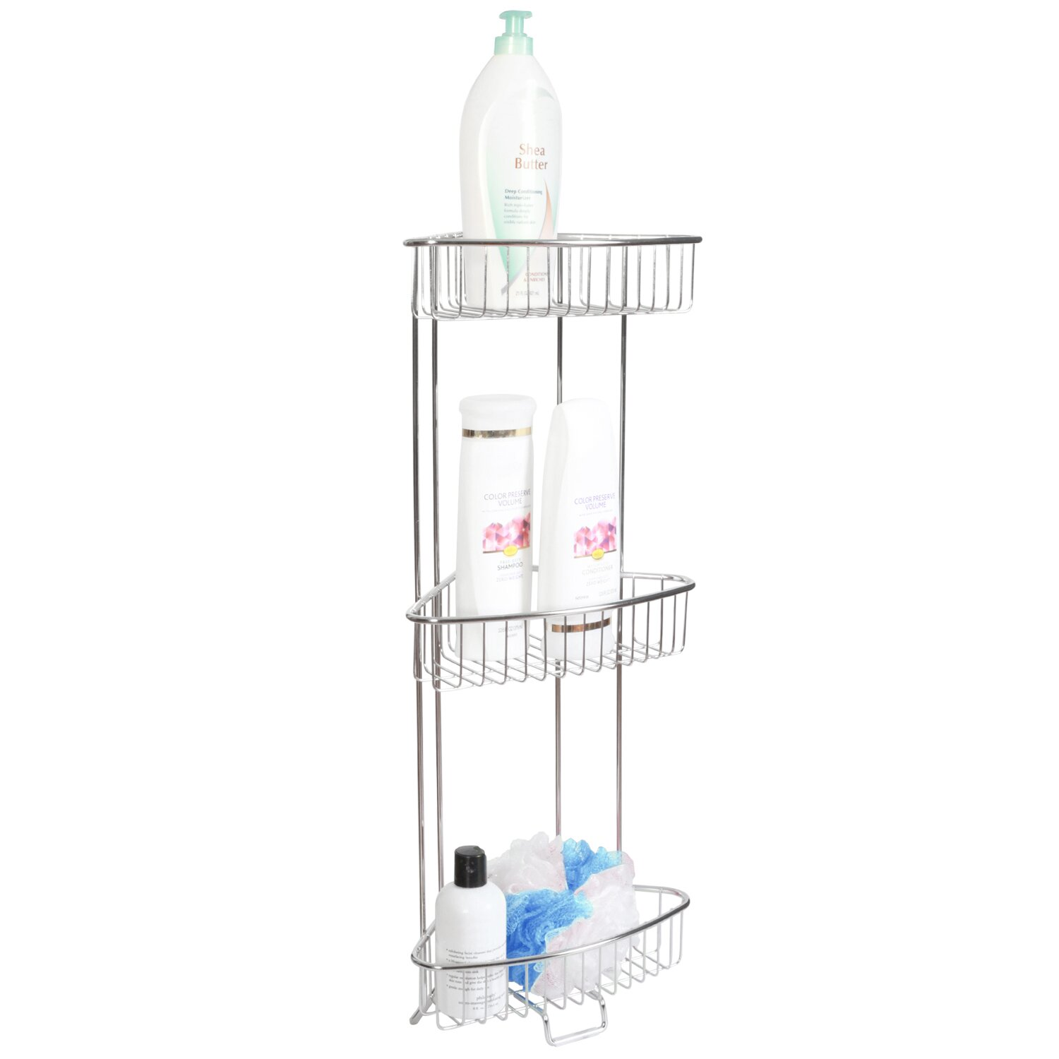 toilet tree products free standing shower caddy reviews