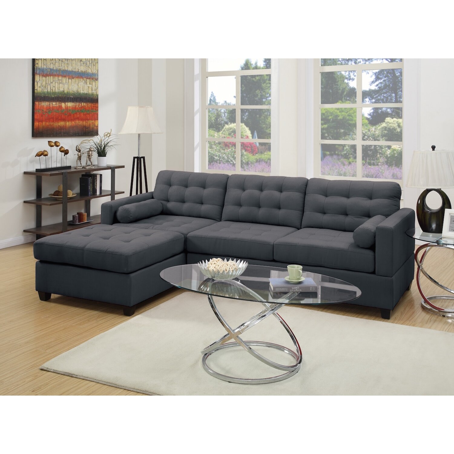 Sectional & Reviews