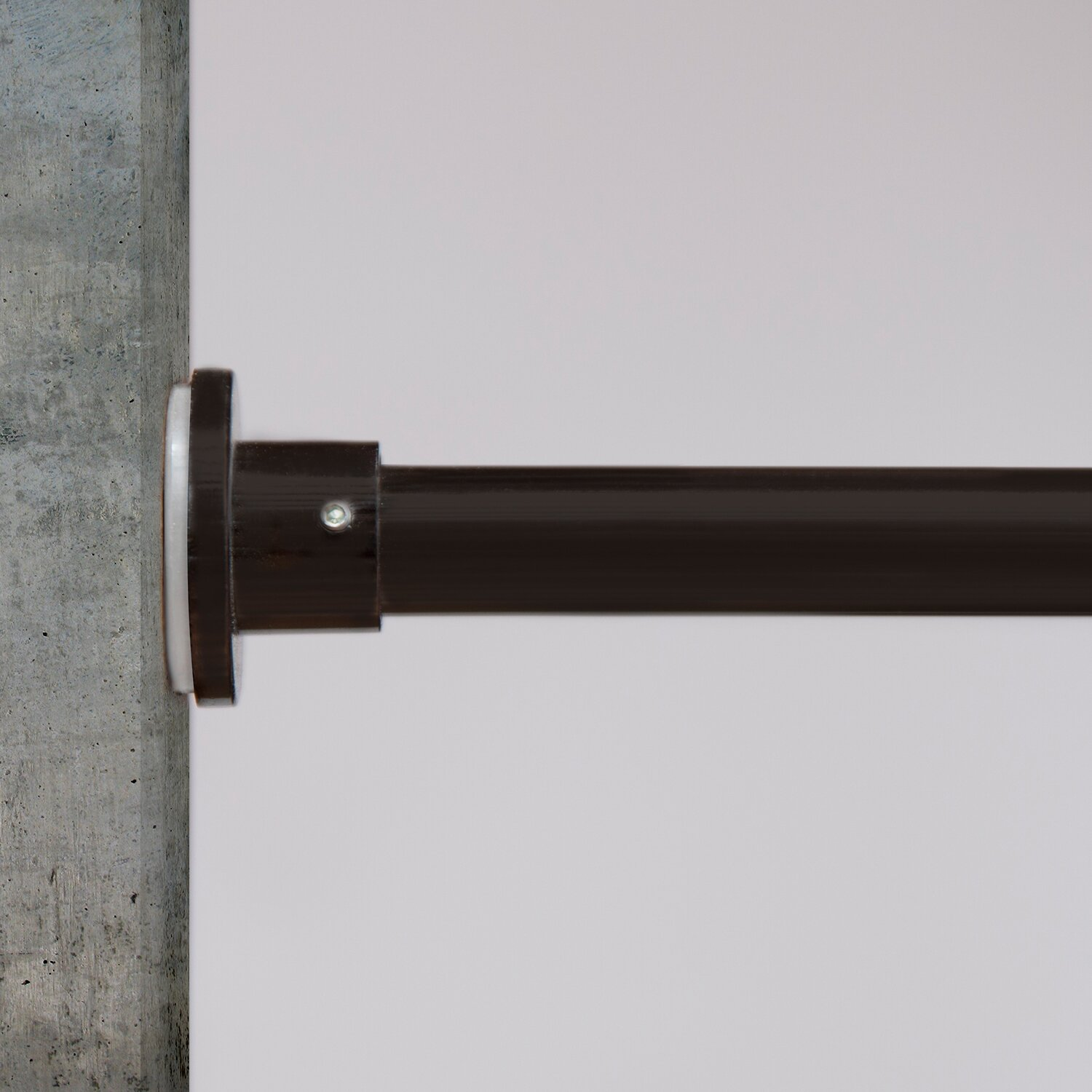 target shower tension rod instructions