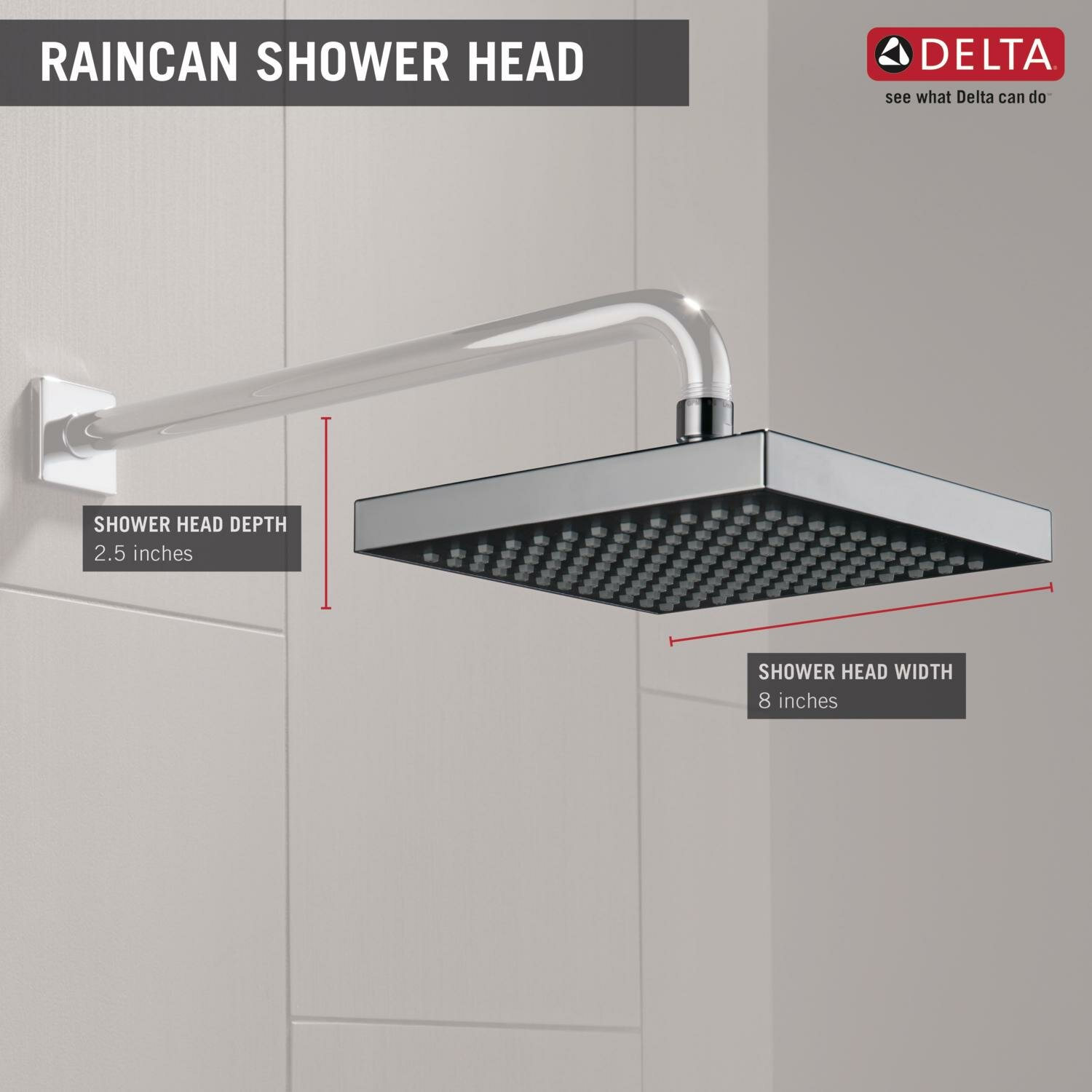 Moen Shower Heads Cleaning Lahara Collection Rainfall Shower