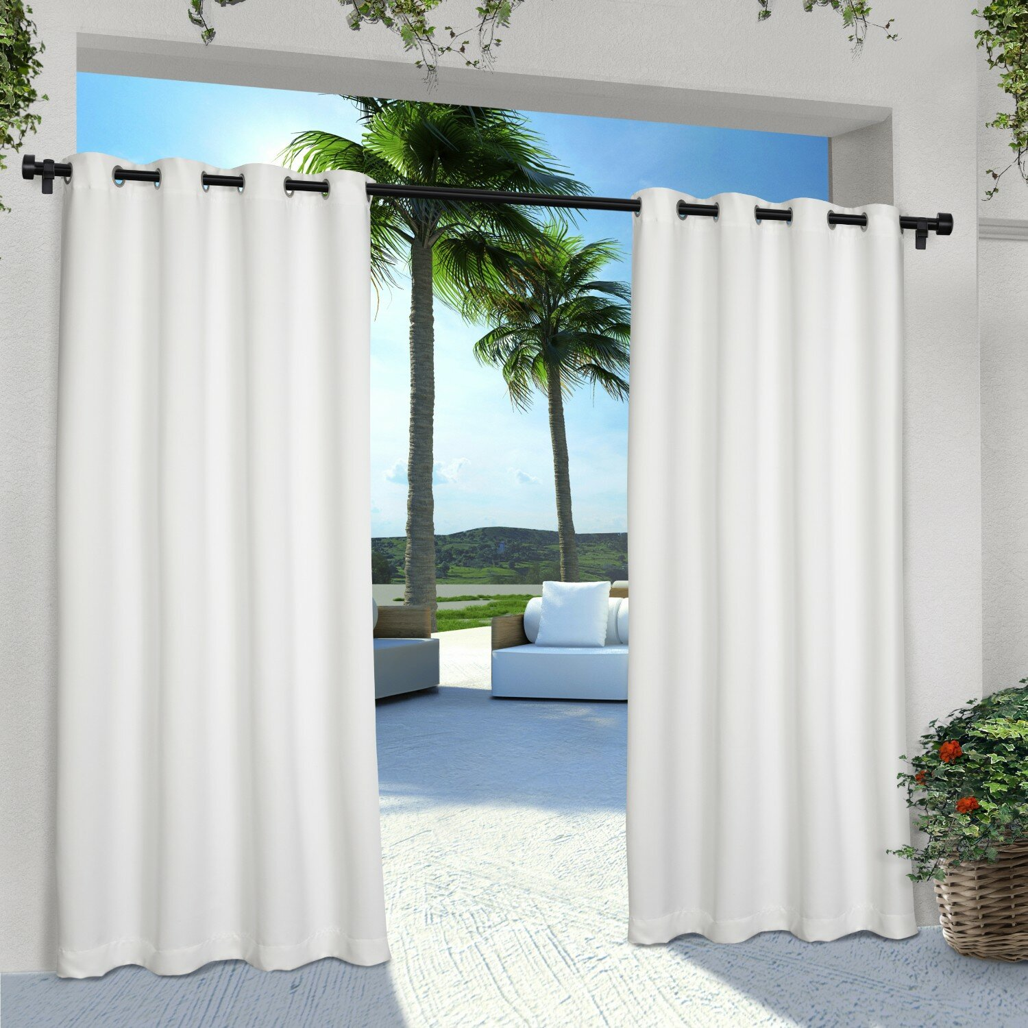 best image of indoor outdoor curtains - all can download all guide