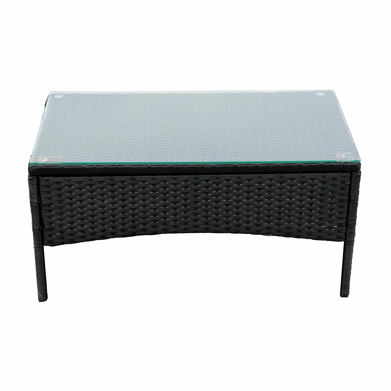 Idsonlinecorp 4 piece lounge seating group with cushions reviews - Indoor bench cushions clearance ...