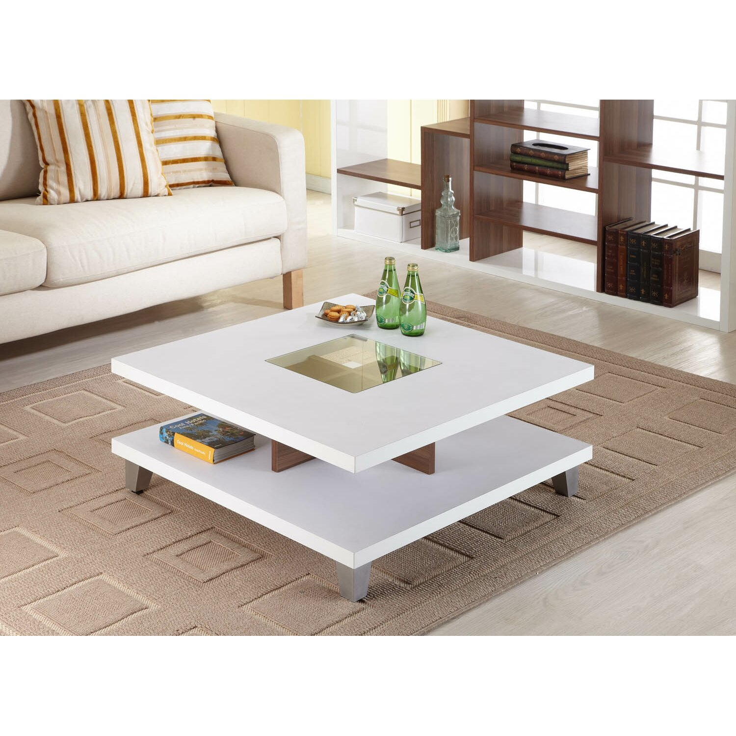 Hokku Coffee Table Sets: Hokku Designs Bella Coffee Table & Reviews