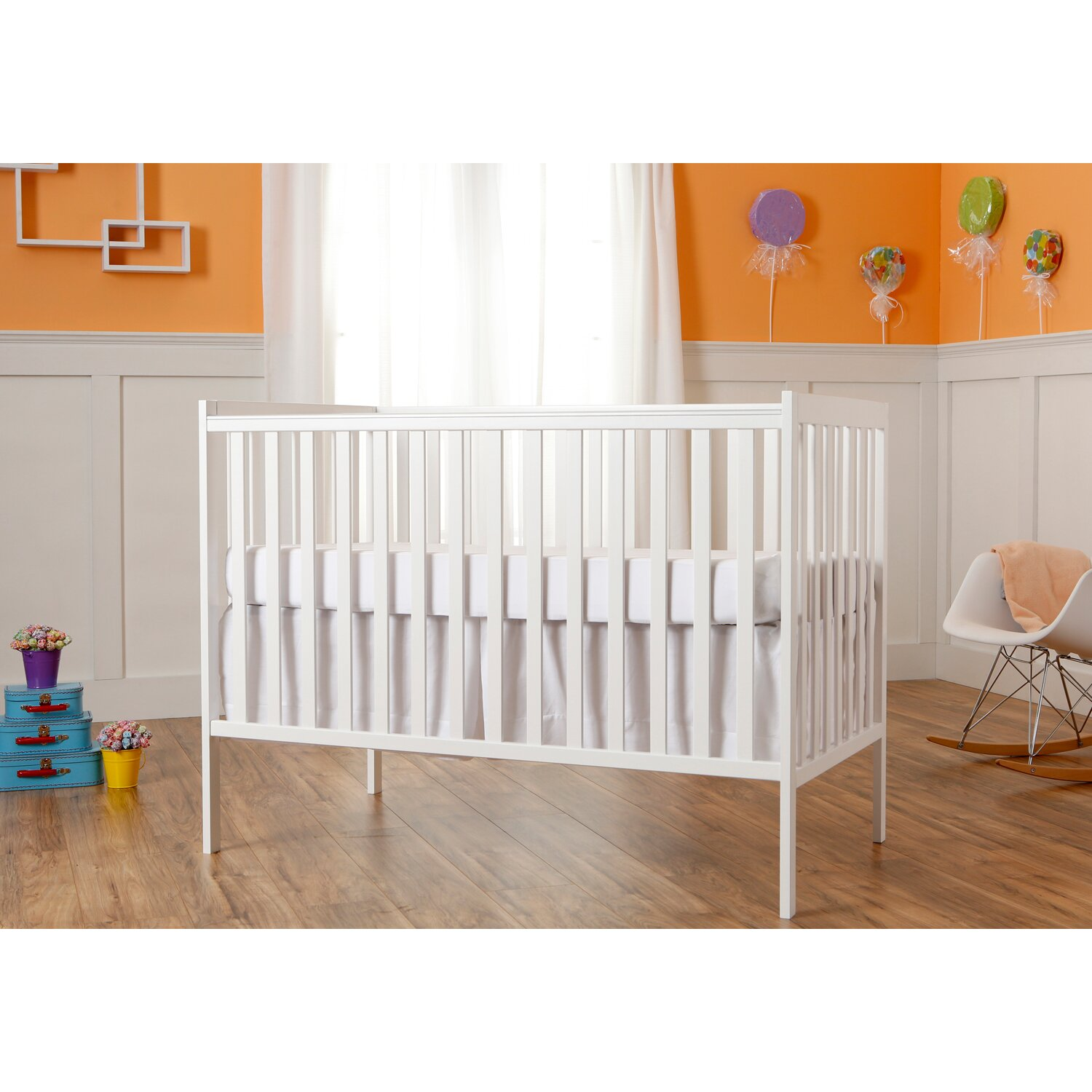 Dream On Me Synergy 3 In 1 Convertible Crib Reviews